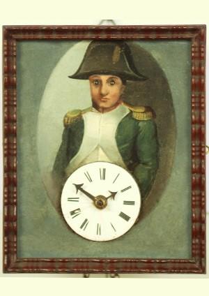 Een Zeldzaam Duits 'Sorg'-klokje Met Napoleon 'Augenwender', Circa 1830