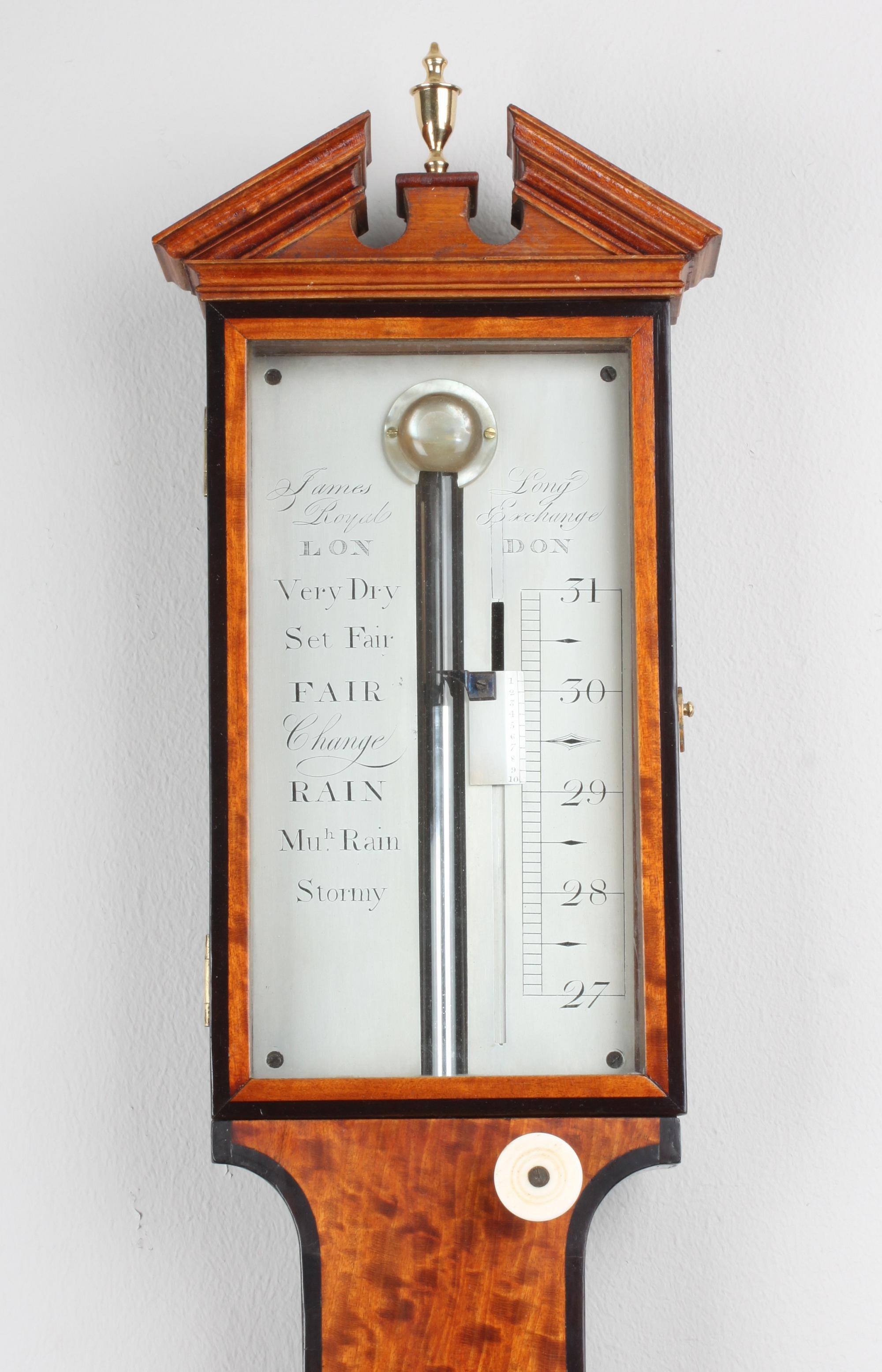 Engelse Satijnhouten Barometer 2