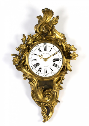 franse-Louis-XV-klok