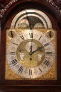 Dutch Amsteram Longcase Clock Calendar 4 Airs 1740