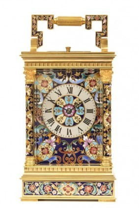 The Developement Of The French Carriage Clock, Part 2.
