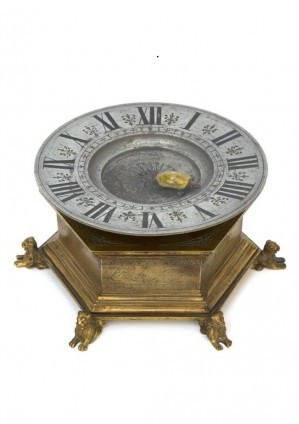 A Rare French Renaissance-style Mystery Timepiece, Planchon, Circa 1880