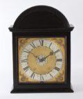French Religieuse Wall Clock Ebonised St Blimon 1680