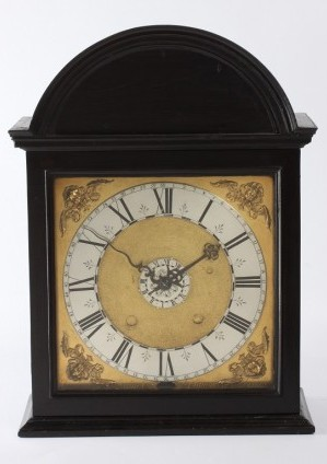 A French Louis XIV 'Religieuse' Wall Clock, Jean De St Blimond, Circa 1670