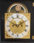 English Dutch Market Striking Repeat Moonphase Bracket Clock 1770