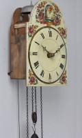 German Black Forest Cuckoo Wall Clock 1830