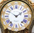 French Louis XV Boulle Bracket Clock Musson Circa 1740