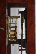 Dutch Mahogany Wall Regulator Precision Kaiser The Hague 1850