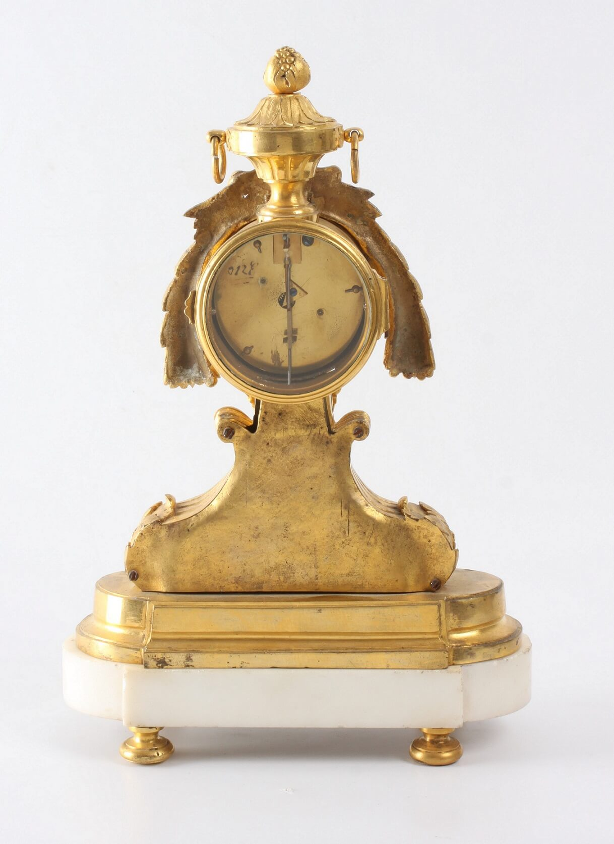 A Small French Louis Xvi Timepiece Imbert L A 238 N 233 Circa
