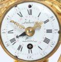 French Louis XVI Ormolu Mantel Clock Imbert 1770