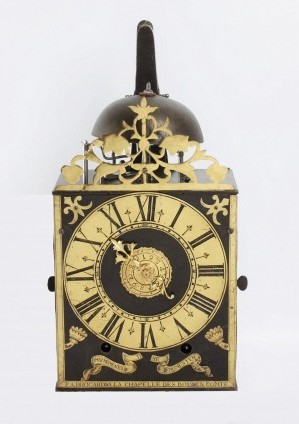 A Fine French Morbier Wall Clock P.A. Brocard, Circa 1730