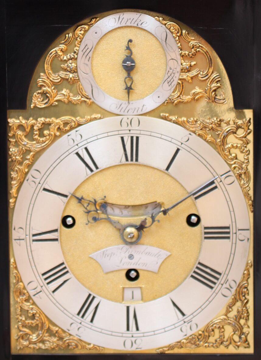 English-ebonized-bracket-clock-rimbault-antique-3