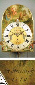 U Van Eeden gedateerd 1770.jpgwijzerplaatklein