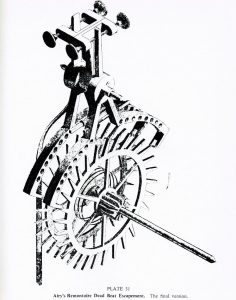 b 4 Airy's escapement