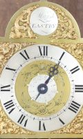 Antique Clock English Hood Clock Marsh Eastry Alarm