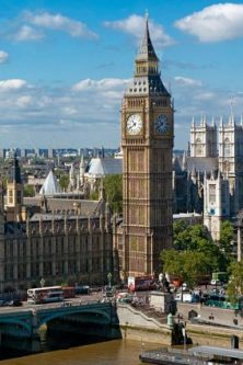 Dent Houses Of Parliament Big Ben
