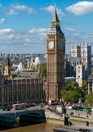 Edward John Dent, How A Chronometer Maker Made The Turret Clock Of Big Ben, Part 2.