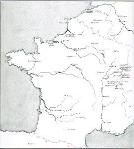 a-1-kaart-frankrijk