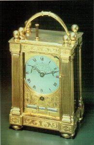Pendule d'officier Breguet Napoleon Bonaparte