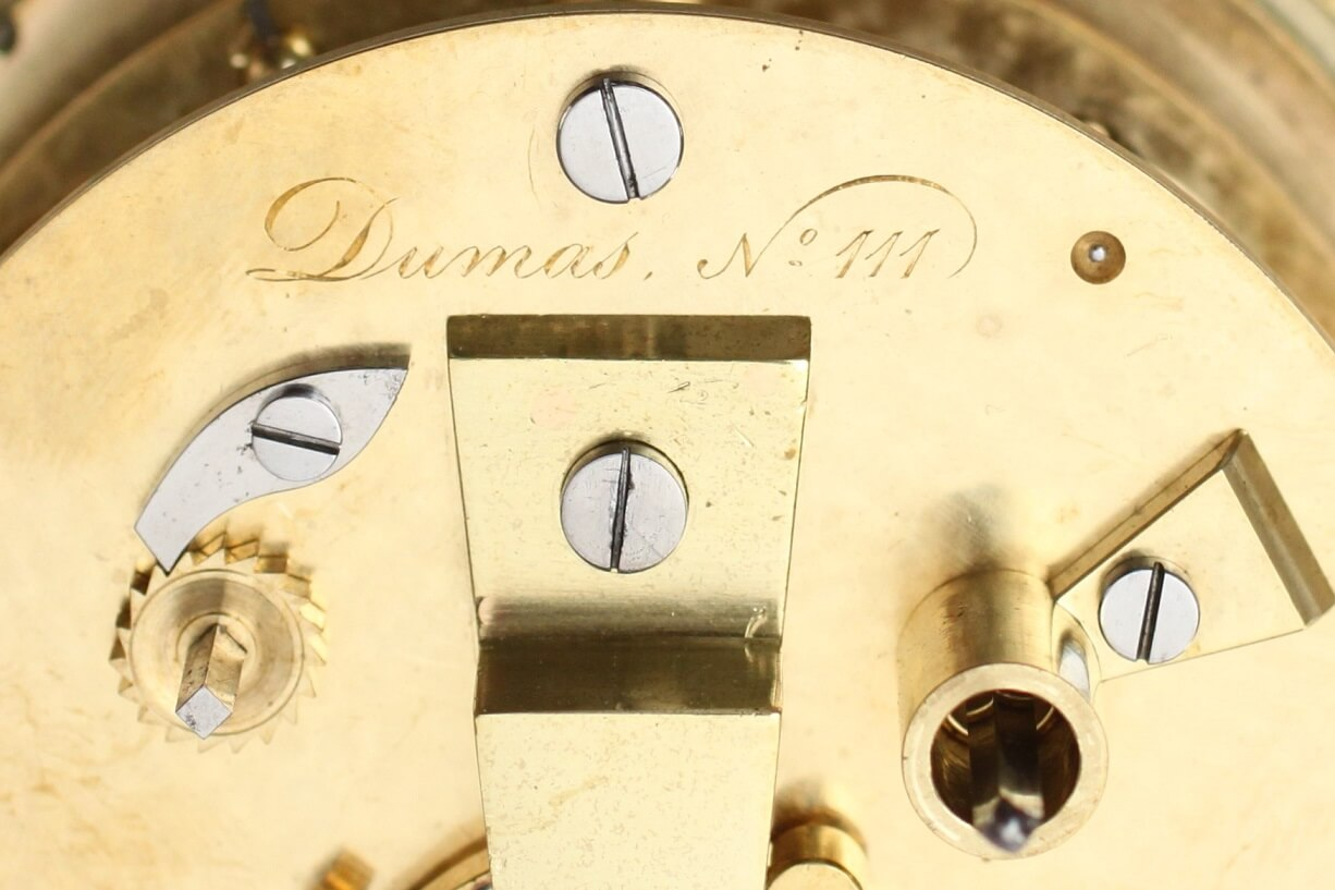 French Chronometer Dumas 8-066