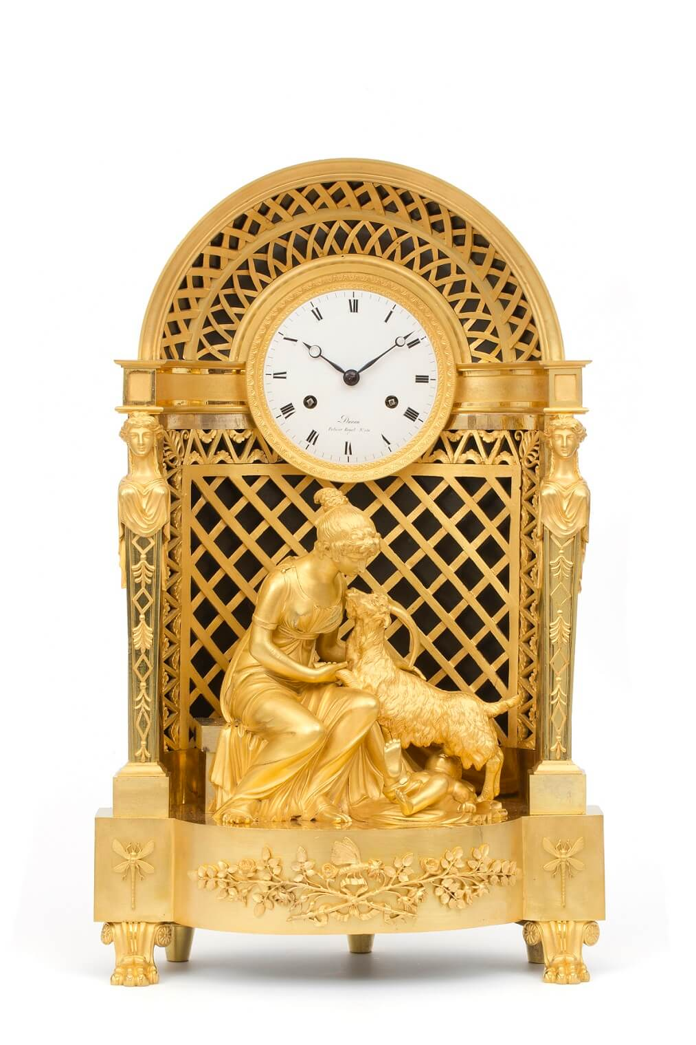 Classicism And French Mantel Clocks