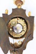 French-Louis XVI-ormolu-cartel D'alcove-pull Repeat-courvoisier-antique Clock