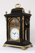 English-table Clock-antique Clock-musical-automaton-animated-Rimbault-London-striking