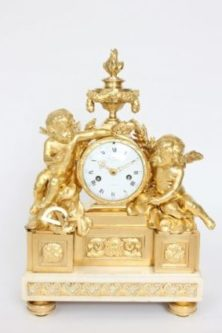 The French Ormolu Mantel Clock, Production And Technique In The 18th And 19th Century.