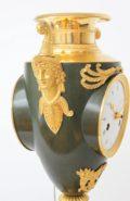 French-Empire-ormolu-bronze-gilt-bronze-urn-mantel-antique-clock