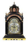 Andries Vermeulen-antique-clock-musical-quarter Chime-table-bracket-calendar-Amsterdam-