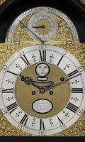 Andries Vermeulen-antique-clock-musical-quarter Chime-table-bracket-calendar-Amsterdam-