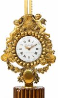 French-Louis XVI-rack-antique-clock-Mosbrucker-Saverne-miniature