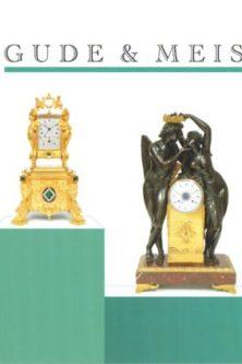 Antique-clock-Gude-Meis-longcase-mantel-bracket-table-carriage-music Box-Dutch-Amsterdam-