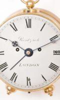 English-brass-drum-carriage-travel-antique-clock-repeat-alarm-Rentzsch-London