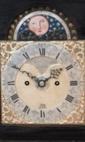 English-antique-table-bracket-moonphase-date-antique-clock-London-Dutch-market-James Smith-London-striking-repeating