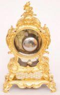 French-Louis XV-ormolu-rococo-Saint Germain-St Germain-Lenoir-antique-clock-quarter-repeating-mantel-clock