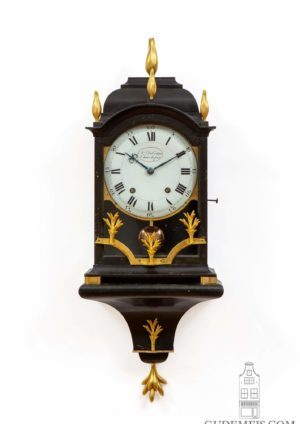 Swiss-ormolu-mounts-chaux Des Fonds-quarter-striking-bracket-clock-DuCommun-