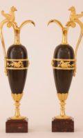Ewers-Claude Galle-Empire-French-Bronze-Firegilded-Ormolu-1 THUMB