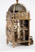 English-brass-striking-alarm-engraved-lantern-antique-wall-Thomas-Taylor-London-wall-clock-poets