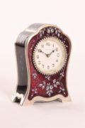 Swiss-guilloche-translucent-enamel-miniature-travel-antique-clock-zenith-