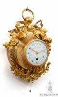 French-Louis XVI-Empire-ormolu-gilt-bronze-oeil-du-boeuf-quarter-repeating-cartel-d'alcove-martinot-paris
