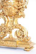 French-Napoleon III-sculptural-gilt-bronze-cercles-tournants-annular-antique-clock-renaissance-style-deniere-paris