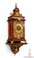 French-kingswood-ecclectic-gilt-bronze-sculptural-renaissance-planchon-antique-bracket-clock