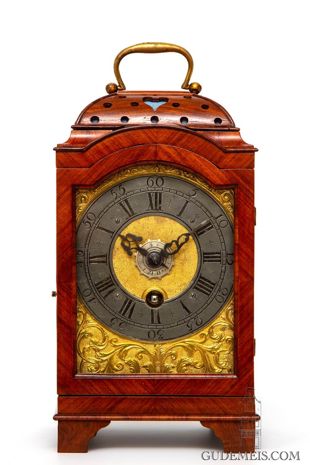 Swiss-Geneva-Louis XVI-kingswood-pendule-officier-ormolu-gilt- Bronze-travel-quarter-repeating-alarm-antique-clock-Terrot-Thuillier-