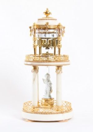 French-Louis XVI-ormolu-marble-cercles-tournants-temple-amour-Gille-Paris
