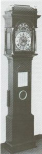 antique-clock-regulator-English-Harrison-precision-time-keeping