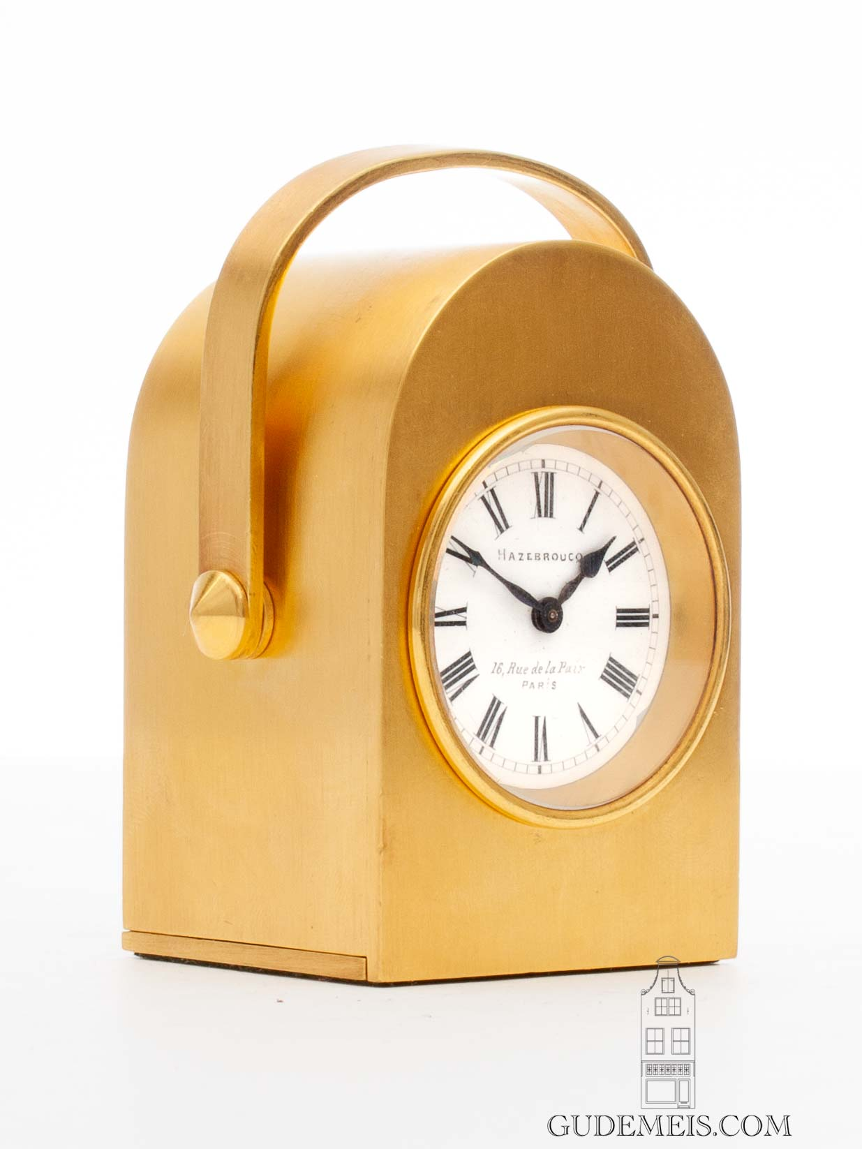 miniature-French-arched-gilt-brass-antique-carriage-travel-clock-margaine