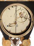 French-Empire-gilt-patinated-bronze-vase-urn-mantel-clock-ormolu-classical-mythical-antique-clock-pendule-